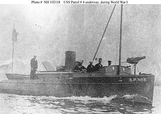 USS <i>Patrol No. 4</i> (SP-8)