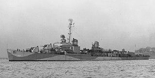USS <i>Southerland</i> (DD-743)