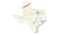 US 60 (TX) map.svg