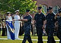 US Navy 100526-N-0933M-003 Sailors from Training Support Center Great Lakes participate in the Spring 2010 Pass in Review on Ross Field at Naval Station Great Lakes.jpg