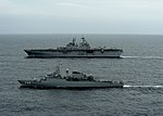 US and Brazilian navies participated in bilateral training evolutions 140809-N-AC979-398.jpg