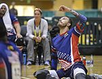 US vs Canada sitting volleyball preliminary match at 2016 Invictus Games 160507-F-WU507-024.jpg