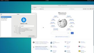 Ubuntu GNOME - Ubuntu Gnome 17.04