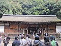 Ujigami Shrine National Treasure World heritage 国宝・世界遺産宇治上神社05.JPG