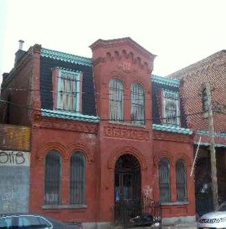 Bushwick, Brooklyn - Ulmer Brewery