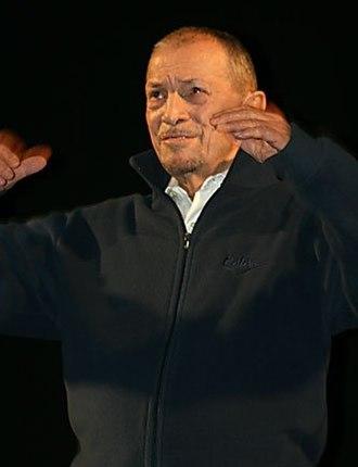 Umberto Orsini - Orsini in March 2008