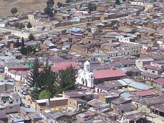 Rafael Bustillo Province Province in Potosí Department, Bolivia