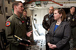 Under Secretary of the Air Force Erin Conaton visits Travis Air Force Base 120308-F-PZ859-017.jpg