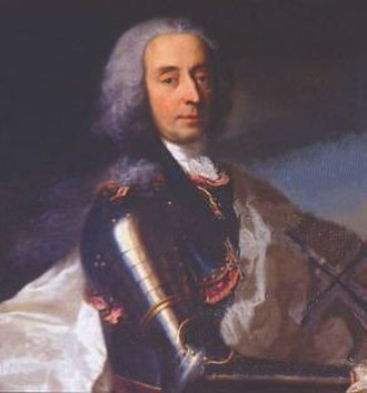 Heerlijkheid - Unico Wilhelm van Wassenaer-Obdam as painted by George de Marees