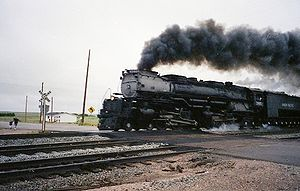 Union Pacific 3985 - Wikipedia bahasa Indonesia ...