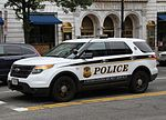 United States Secret Service Police Car (27658116486).jpg