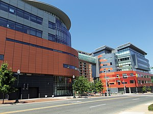 United Therapeutics - Headquarters and Laboratory Complex in Silver Spring, Maryland