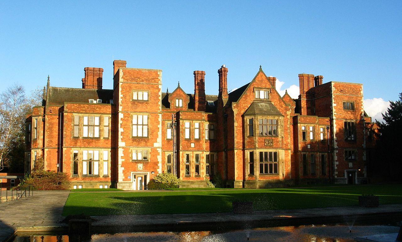 Maths Building University Of Liverpool