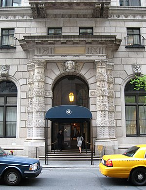 University Club of New York - 1 West 54th Street
