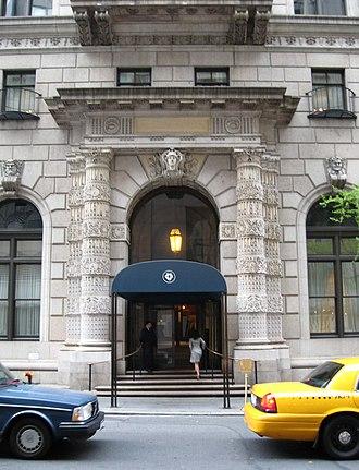 University Club of New York - 1 West 54th Street