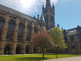 University of Glasgow - University of Glasgow - East Quadrangle