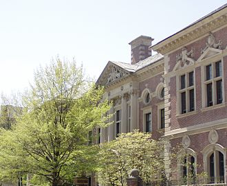 University of Pennsylvania Law School - Silverman Hall