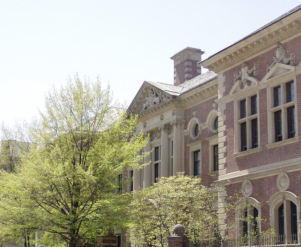 University of Pennsylvania Law School-angled