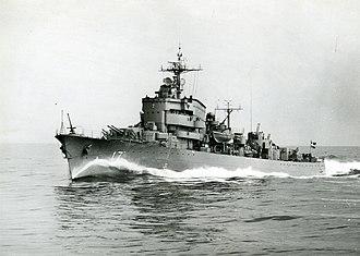 Öland-class destroyer - Image: Uppland