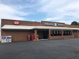 Urbanna, Virginia - Urbanna Market