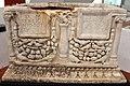 Urna cineraria dei coniugi sesto licini potito e antonia ilaria, 70-90 dc (metà femminile falso del XVII sec). 01.JPG