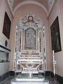 Uscio-chiesa sant'ambrogio-altare laterale.JPG