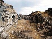 Ushi Monastery Arch