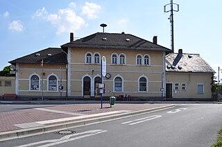 Usingen station