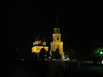 Ryazan kremlin - Uspensky Cathedral