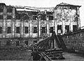 Uszkodzony gmach Muzeum Narodowego w Warszawie 1939.jpg