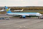 Uzbekistan Airways, UK67004, Boeing 767-33P ER (37008676993).jpg