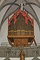 Vöcklabruck Schöndorfkirche Orgel.JPG