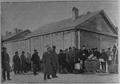 V.M. Doroshevich-Sakhalin. Part I. Middlemen Trading Bread near Prison.png