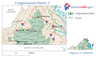 2010 Virginia's 5th congressional district election ...