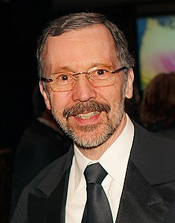 Edwin Catmull computer scientist and current president of Pixar Animation Studios
