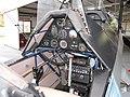 VH-FBU Cockpit of Bert Filippis Focke-Wulfe FW44J. (6952188621).jpg