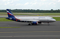 VQ-BHL - A320 - Aeroflot