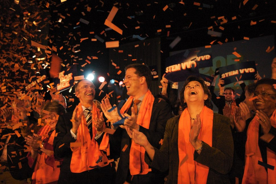 VVD campagne kick off 2006