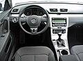 VW Passat B7 1.4 TSI BMT Trendline Islandgrau Interieur.JPG