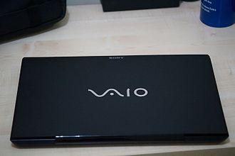 Sony Vaio S series - Image: Vaio S closed