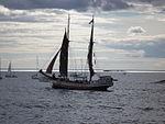 Valborg i parade of sails Helsingfors 2013.JPG