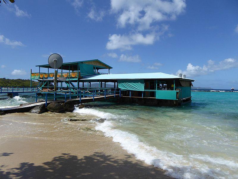 Valley Trunk Bay British Virgin Islands