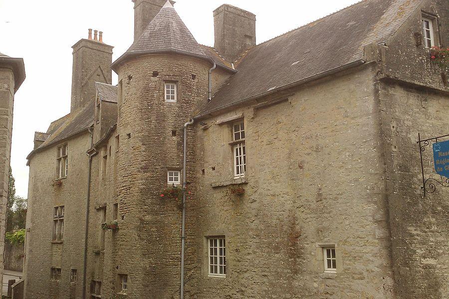 Maison du Grand quartier de fr:Valognes
