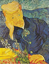 Vincent van Gogh: Portrait of Dr. Gachet