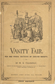 Vanity Fair by Thackeray published by John Dicks cover .png