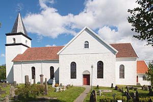 Farsund - Historic Vanse Church