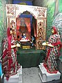 Varanasi 13 - figurines in Tulsi Manas mandir (24321153428).jpg