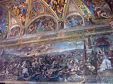 Vatican-Apostolic Palace-Battle of Milvian Bridge.jpg