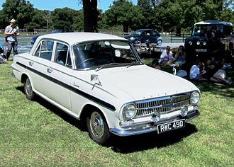 Vauxhall Victor - The FB was the first Victor to spawn a sporty VX4/90 derivative.