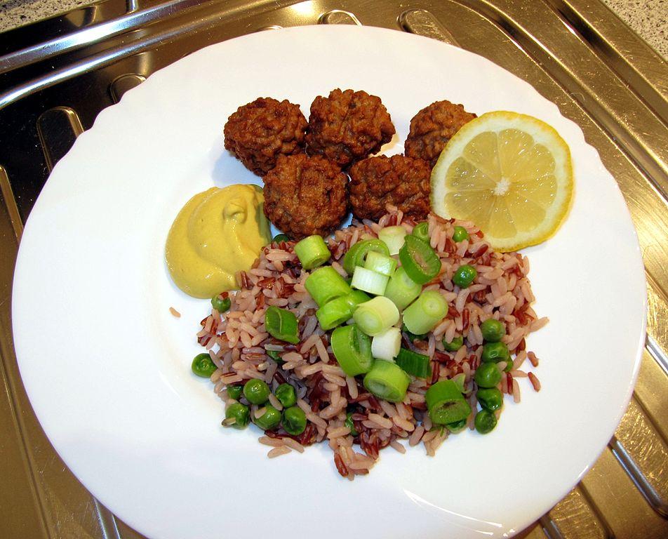 Veganische Küche